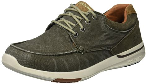 Skechers Olive Retro Sneakers