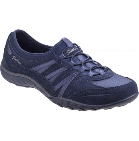 Skechers Pretty Lady Bungee Lace Womens Sneakers