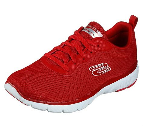 Skechers Red Sneakers