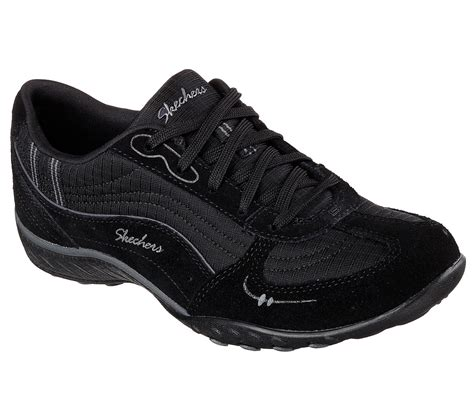 Skechers Relaxed Fit Breathe Easy Just Relax Sneaker Womens