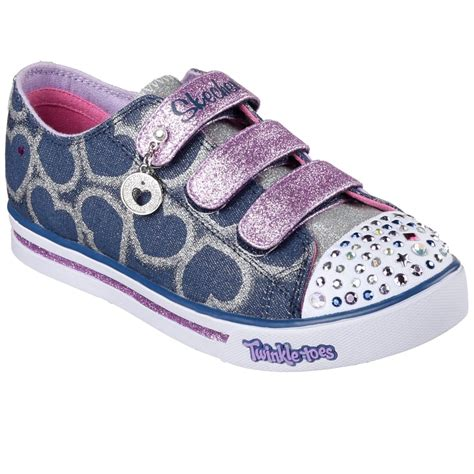 Skechers Sparkle Glitz Girls Sneakers