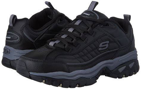 Skechers Sport Men's Energy Afterburn Lace-up Sneaker Shoe Carnival