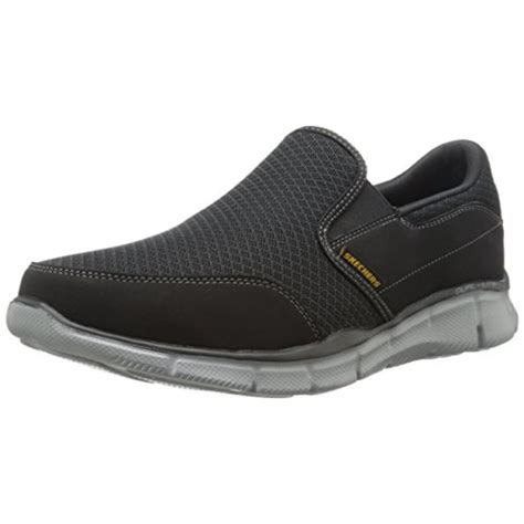 Skechers Sport Men's Equalizer Persistent Slip On Sneaker