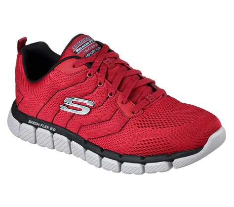 Skechers Sport Men's Skech Flex 2.0 Milwee Fashion Sneaker