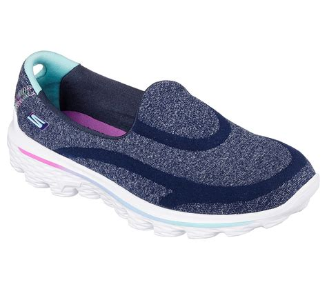 Skechers Women's Gowalk 2 Super Sock Walking Sneakers