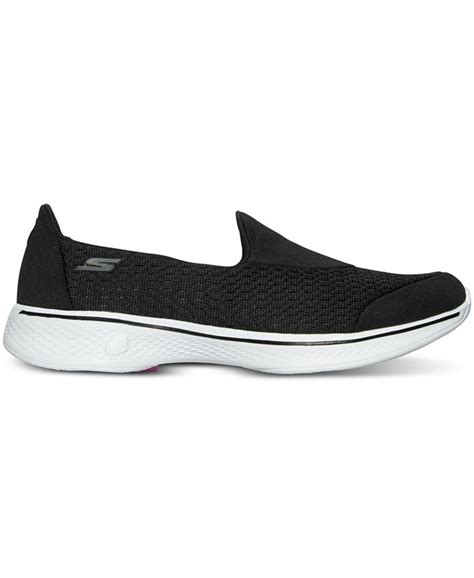 Skechers Women's Gowalk 4 Pursuit Walking Sneakers From Finish Line