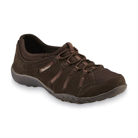 Skechers Womens Brown Sneakers