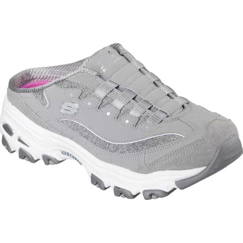 Skechers Womens Sneaker Clogs