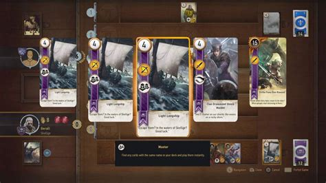 Skellige Deck Build Blood And Wine