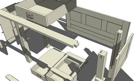 Sketchup For Woodworkers Video