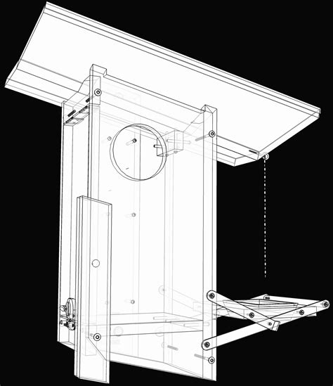 Sketchup Plans For Birdhouse