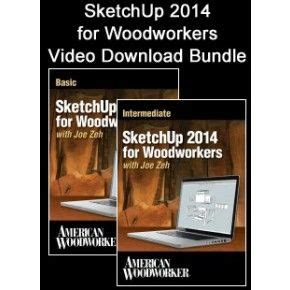 Sketchup-2014-For-Woodworkers