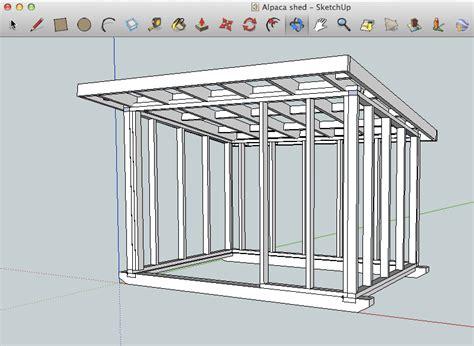 Sketchup-Barn-Plans