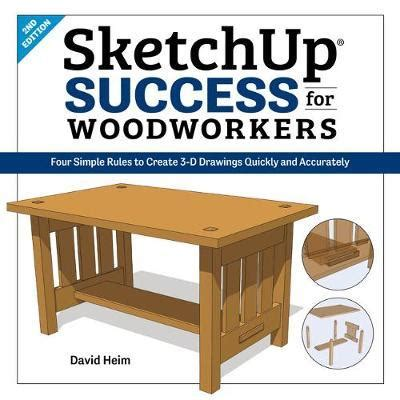Sketchup-Books-For-Woodworking