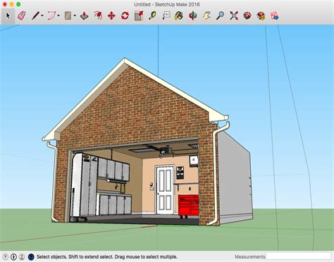 Sketchup-Workshop-Plans