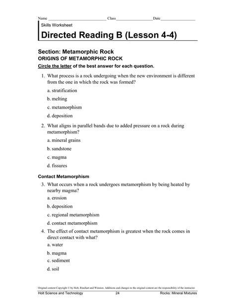 [pdf] Skills Worksheet Directed Reading B - Welchclass Com.