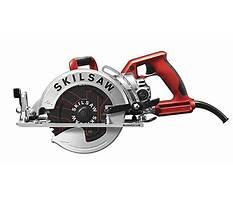 Best Skilsaw worm drive