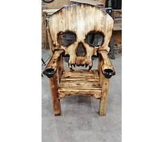 Best Skull chair plans.aspx