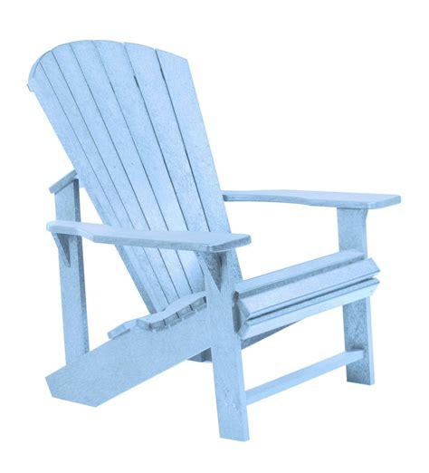 Sky-Blue-Adirondack-Chair