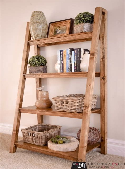 Slanted-Bookcase-Plans