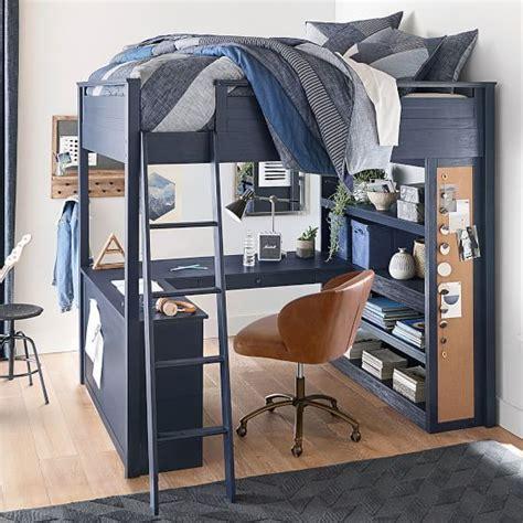 Sleep-Study-Loft-Bed-Plans