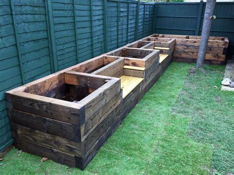Sleeper-Garden-Bench-Plans