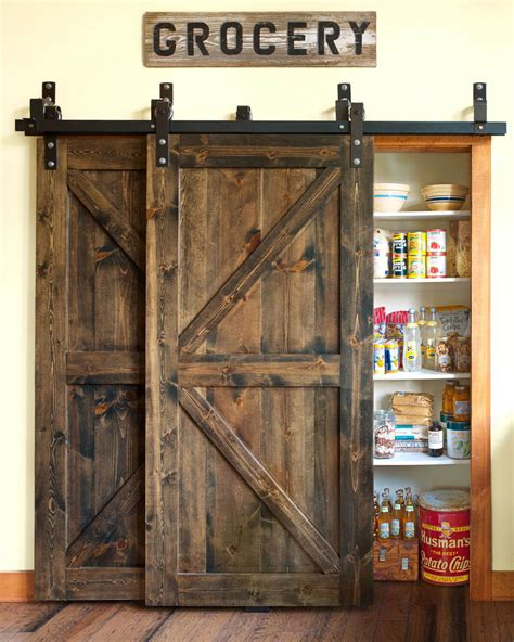 Sliding Barn Door Plans Ideas