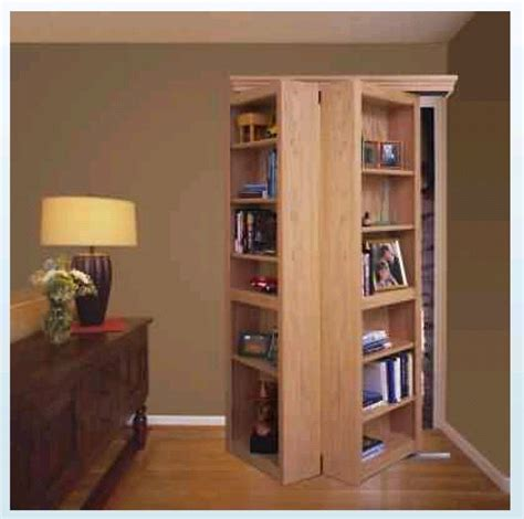 Sliding Bookcase Plans