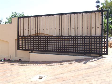 Sliding Metal Gates Designs Pictures