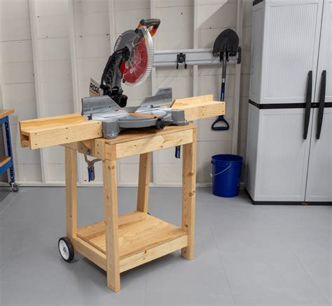 Sliding Miter Saw Diy Projects