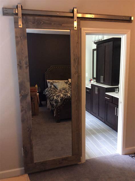 Sliding-Barn-Door-Diy-Mirror