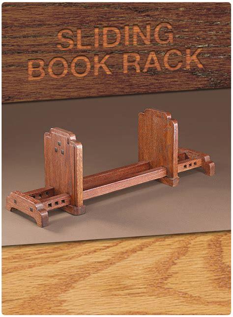 Sliding-Book-Rack-Plans
