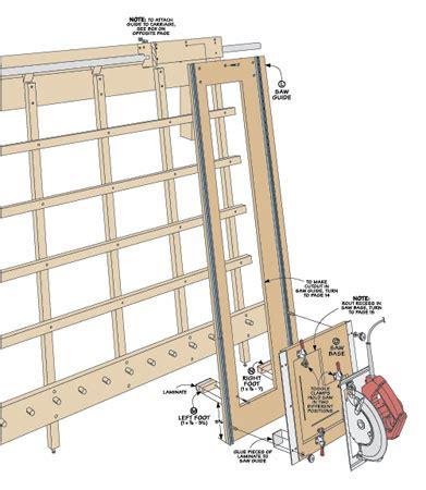 Sliding-Carriage-Panel-Saw-Woodworking-Plan-Free