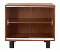Best Sliding glass cabinet doors
