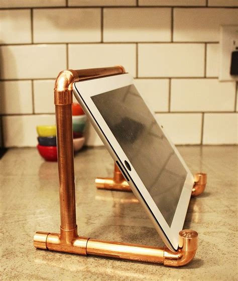 Slim Keyboard Table Diy Pipe
