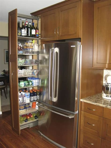Slim Slide Out Pantry Storage Diy For Cubbies