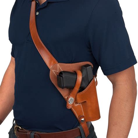 Sling Type Shoulder Holster For Glock 42