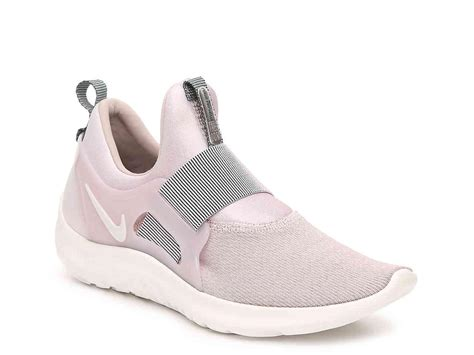 Slip On Pink Nike Sneakers