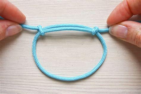 Slip-Knot-Bracelet-Diy