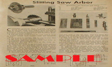 Slitting-Saw-Arbor-Plans