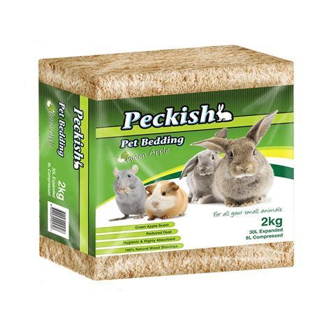 Small Animal Bedding Absorbency Image