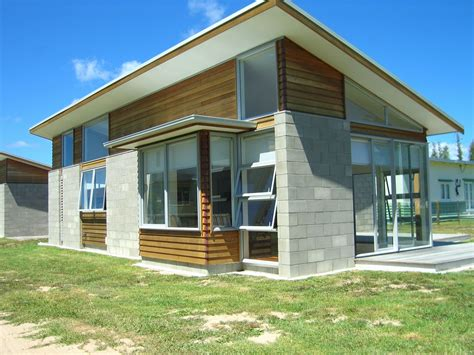 Small Block Home Plans