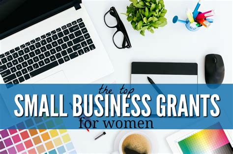 Small Business Grants For Women Startup