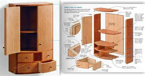 Small Cabinet Plans Free