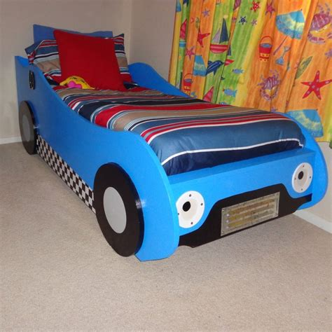 Small Car Bed Diy Plans