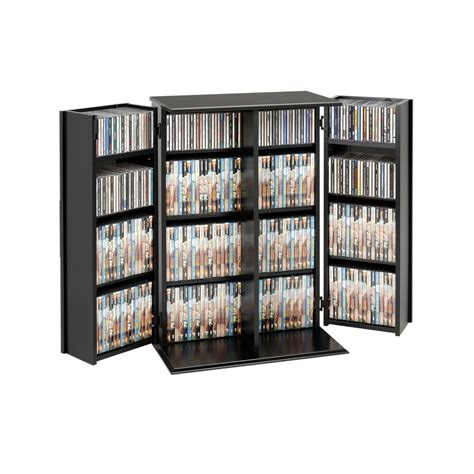 Small Cd Storage Cabinet With Doors