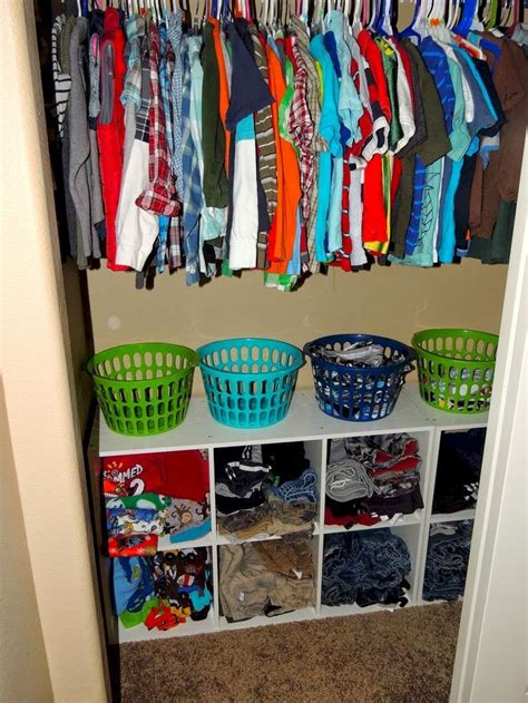 Small Closet Organization Plans For Middle Schoolers