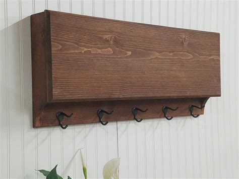 Small Coat Rack With Hidden Safe