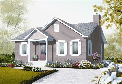 Small Country House Plans With 2 Bedrooms