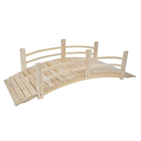 Small Decorative Garden Bridges Lowes Near